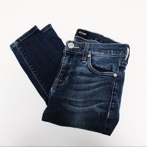 Hudson Jeans - Medium Wash Skinny Jeans